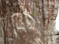 Rock Climbing Photo: could be reachy in places