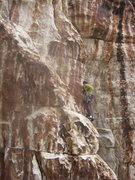 Rock Climbing Photo: rattler's arete
