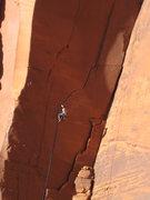 Rock Climbing Photo: Run Like Hell