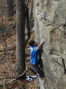 Rock Climbing Photo: SV