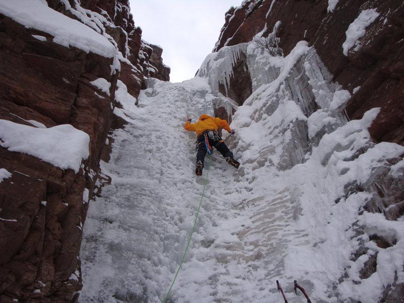 Rock Climbing Photo: P1.