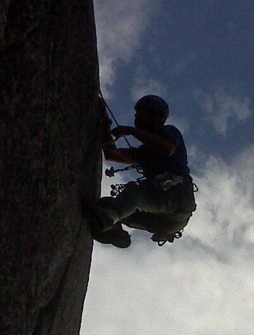 Rock Climbing Photo: SPI Course