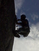 Rock Climbing Photo: SPI Course