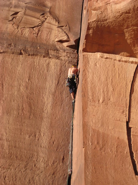 Rock Climbing Photo: cat wall. some unknown
