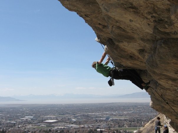 Rock Climbing Photo: Excellent views