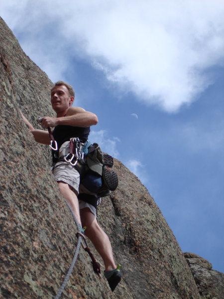 Rock Climbing Photo: Helens Dome