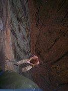 Rock Climbing Photo: Uh, oh...