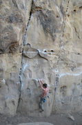 Rock Climbing Photo: Sculptures Traverse, Stoney Point, CA.