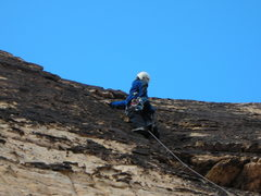 Rock Climbing Photo: Jason cruising!