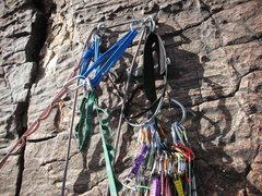 Rock Climbing Photo: Nice rack!