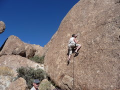 Rock Climbing Photo:  New routes on bolts previously un reported