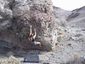 Rock Climbing Photo: BM