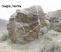 Rock Climbing Photo: Cowpie 2