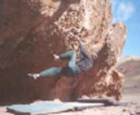 Rock Climbing Photo: NV2