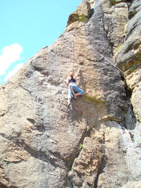 Rock Climbing Photo: 10b