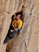 Rock Climbing Photo: The inset offers nearly complete recovery before t...