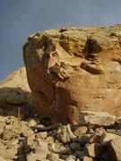 Rock Climbing Photo: Beach Crack. Photo by Tara Reed.
