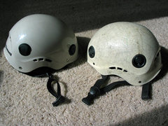Rock Climbing Photo: Before and after... :)