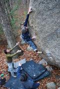 Rock Climbing Photo: Pawtuckaway, NH