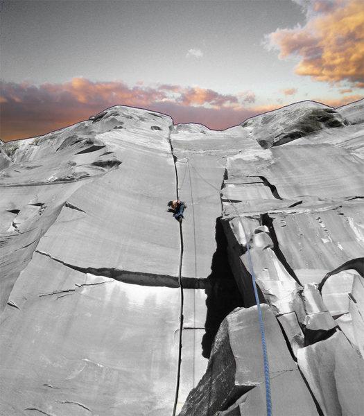 Rock Climbing Photo: Ubercrak