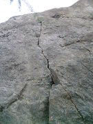 Rock Climbing Photo: Dont fall from the top.