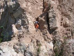 Rock Climbing Photo: Lake Pleasant
