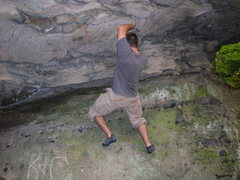 Rock Climbing Photo: somewhere in the US, road trip...