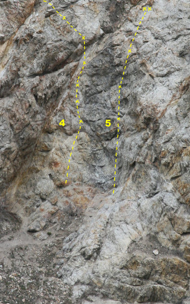 Rock Climbing Photo: 4 Rookie of the Year/An All Star 5.10a 5 What Is Y...