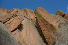 Rock Climbing Photo: Another view. Fun route.