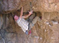 Rock Climbing Photo: Alantas, Queen Creek, Az