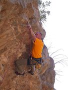 Rock Climbing Photo: Wishbone, Homestead, Globish, Az
