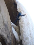 Rock Climbing Photo: James, Joe's Valley,UT