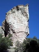 Rock Climbing Photo: Datil, NM
