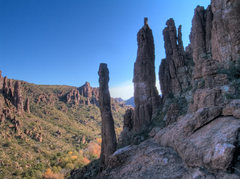 Rock Climbing Photo: Totem Pole