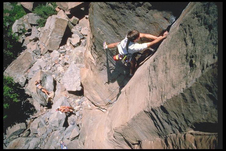 Rock Climbing Photo: 5/86