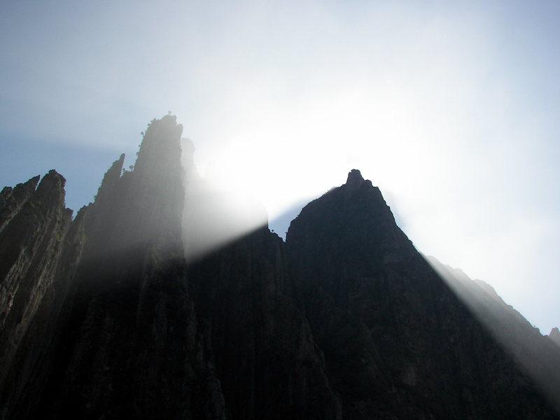 Rock Climbing Photo: Potrero East