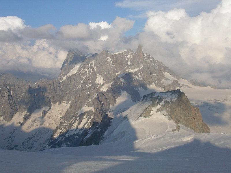 Mt Blanc Range