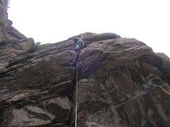 Rock Climbing Photo: Cracker Jack.