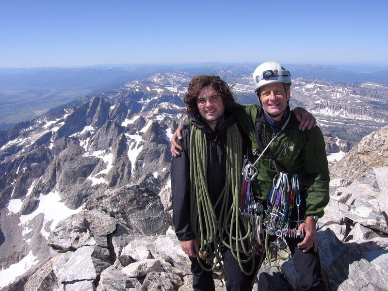 Summit of the Grand, 10 am July 3, 2007
