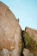Rock Climbing Photo: lots of fun lines