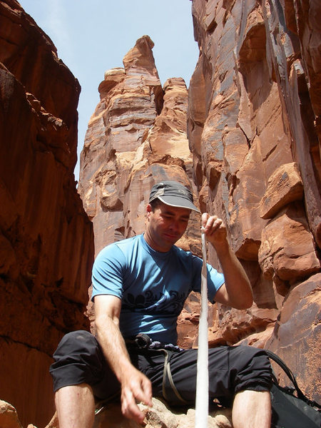 Rock Climbing Photo: A recent study (April 30, 2008) has shown that lon...