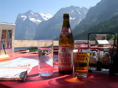Rock Climbing Photo: It was nice to stop and have a beer while on my hi...