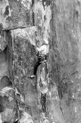 """Rock Climbing Photo: Brant Allen on """"Nothing To Fear"""". Photo ..."""