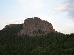 Rock Climbing Photo: Summer 2005.