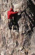 Rock Climbing Photo: The Cosmicragsman on Snow White