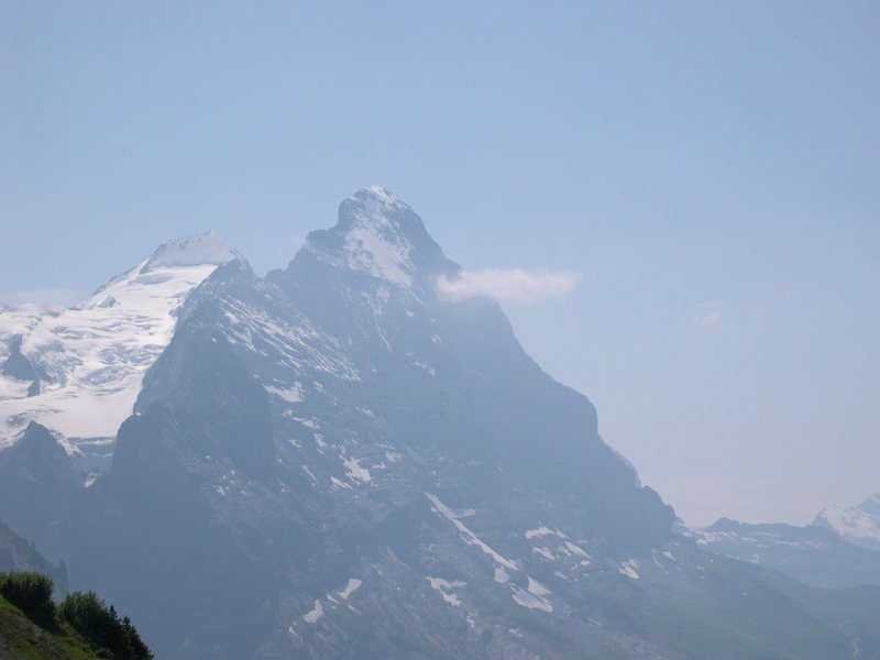 Rock Climbing Photo: The Eiger