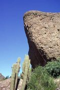Rock Climbing Photo: North of santiago. year round climbing