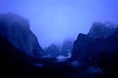 Rock Climbing Photo: February storm