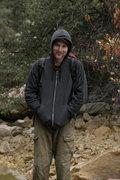 Rock Climbing Photo: dude