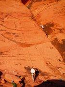 Rock Climbing Photo: Panty Prow